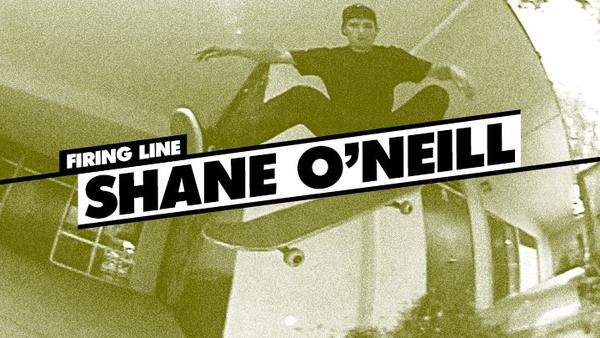 Firing Line: Shane O'Neill