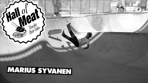 Hall Of Meat: Marius Syvanen