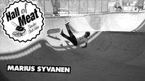 Hall Of Meat: Marius Syvanen
