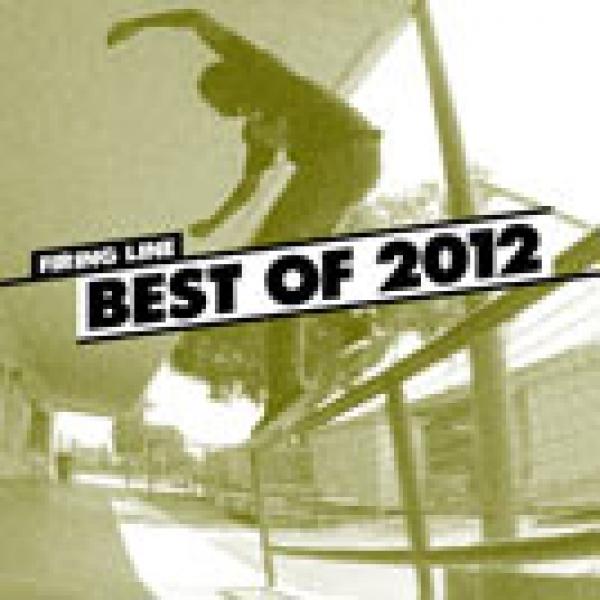 Firing Line: Best of 2012
