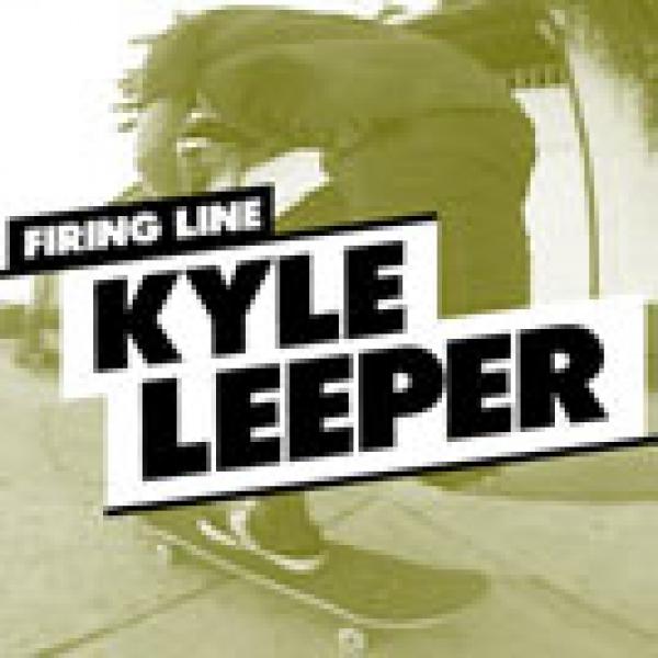 Firing Line: Kyle Leeper