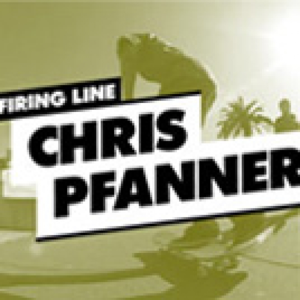 Firing Line: Chris Pfanner