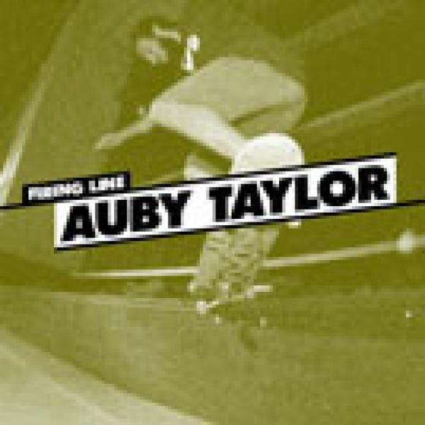 Firing Line: Auby Taylor