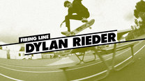 Firing Line: Dylan Rieder