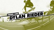 Firing Line: Dylan Rieder
