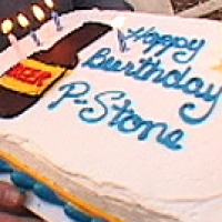 Happy Beerthday P-Stone