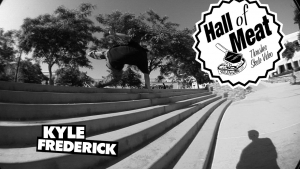 Hall Of Meat: Kyle Frederick