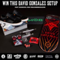 Win David Gonzalez' Gear