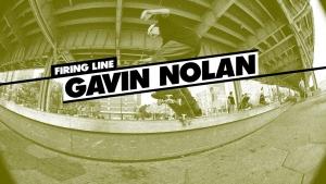 Firing Line: Gavin Nolan