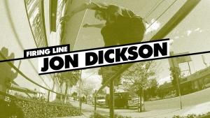Firing Line: Jon Dickson
