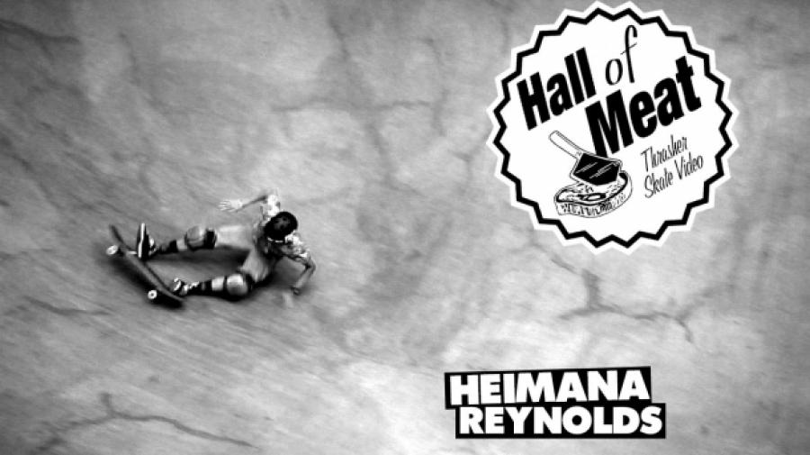 Hall Of Meat: Heimana Reynolds