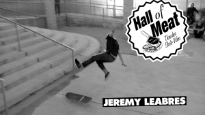 Hall Of Meat: Jeremy Leabres