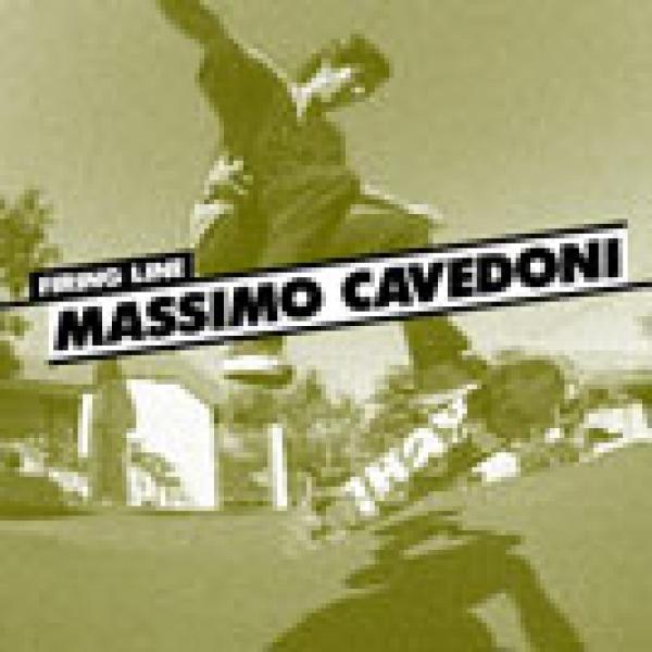 Firing Line: Massimo Cavedoni