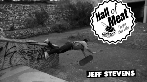 Hall Of Meat: Jeff Stevens