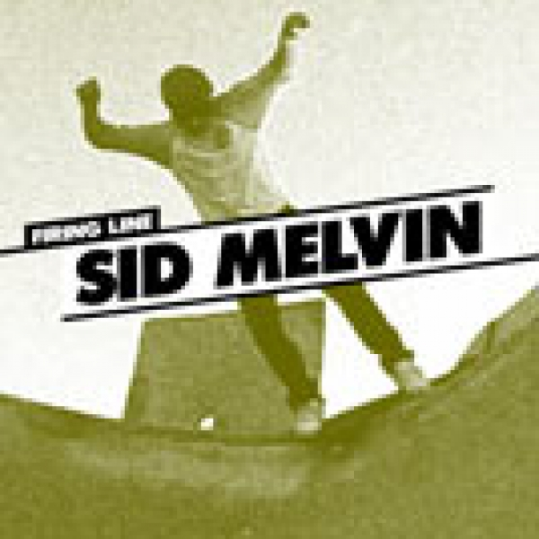 Firing Line: Sid Melvin