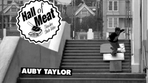 Hall of Meat: Auby Taylor
