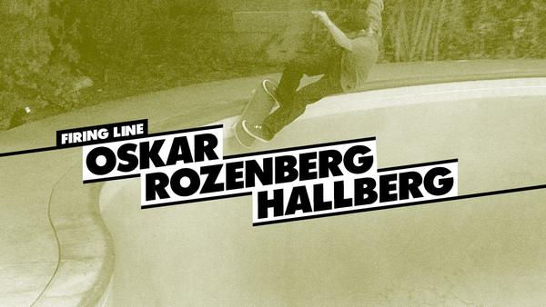 Firing Line: Oskar Rozenberg Hallberg