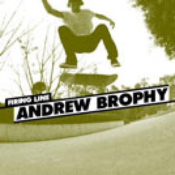 Firing Line: Andrew Brophy