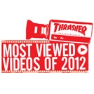 Most Viewed Videos of 2012
