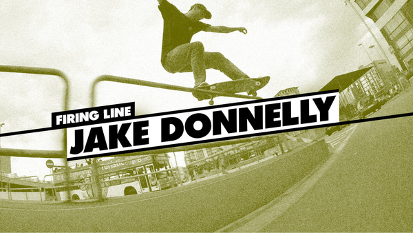 Firing Line: Jake Donnelly