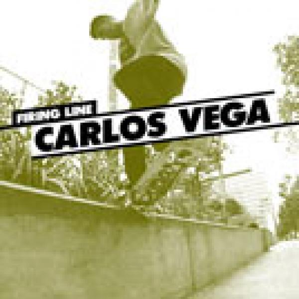 Firing Line: Carlos Vega