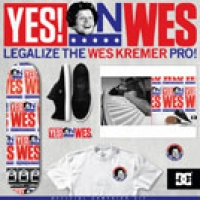 Yes on Wes Facebook Giveaway