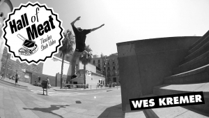 Hall of Meat: Wes Kremer