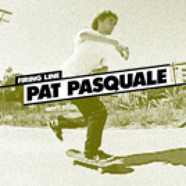 Firing Line: Pat Pasquale