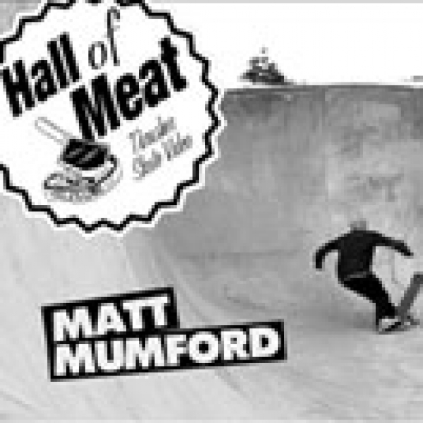 Hall Of Meat: Matt Mumford