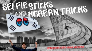Krookeds Selfie Sticks and Korean Tricks Video
