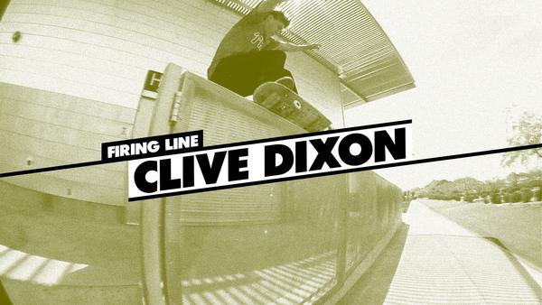 Firing Line: Clive Dixon