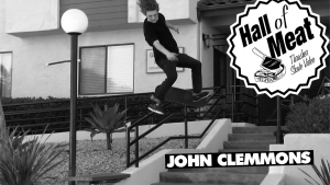 Hall Of Meat: John Clemmons