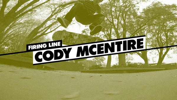 Firing Line: Cody McEntire