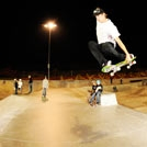 Skatepark Round-Up: Creature Night