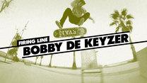 Firing Line: Bobby Dekeyzer