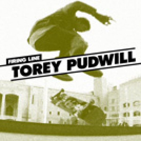 Firing Line: Torey Pudwill