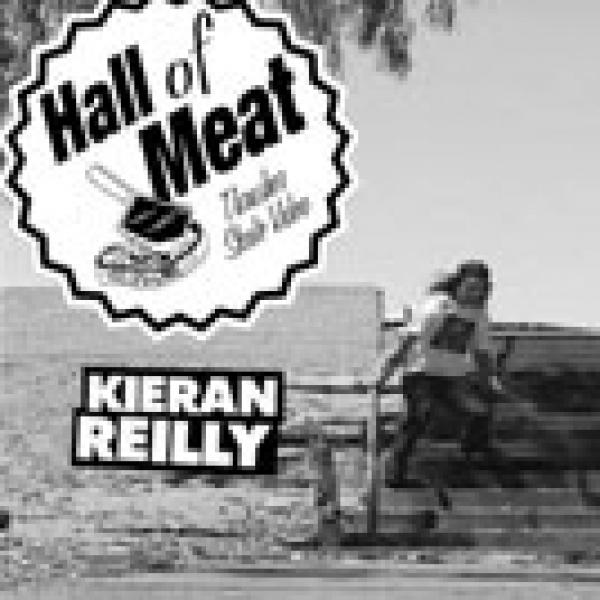 Hall Of Meat: Kieran Reilly