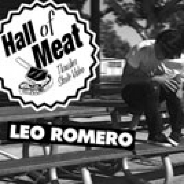 Hall Of Meat: Leo Romero