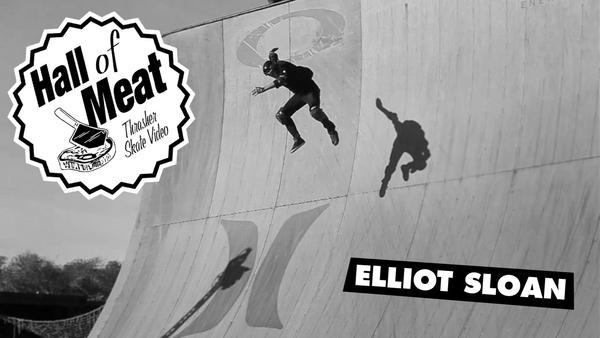 Hall of Meat: Elliot Sloan