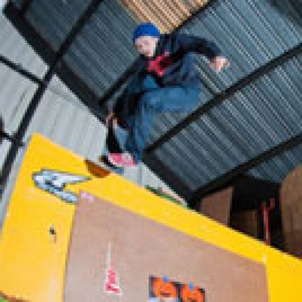 Double Rock: 1031 Skateboards