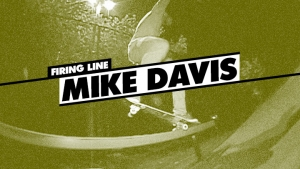 Firing Line: Mike Davis