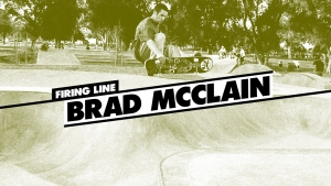 Firing Line: Brad McClain