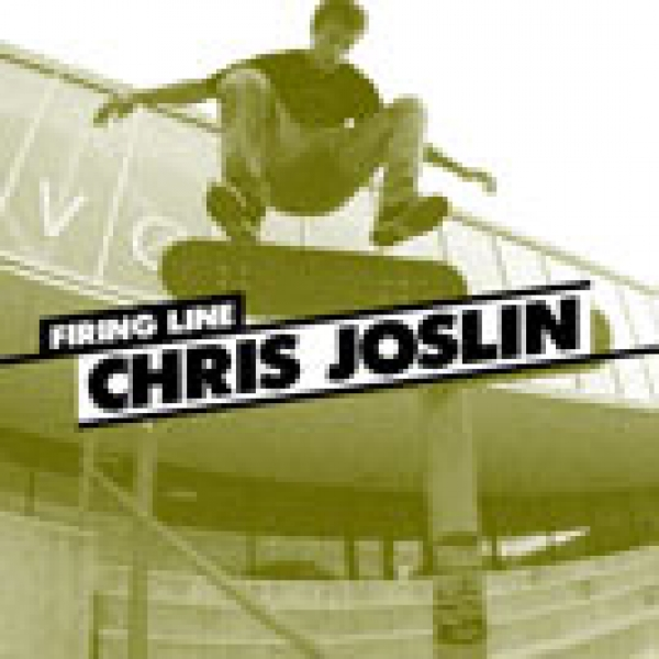 Firing Line: Chris Joslin