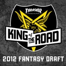 King of the Road 2012 Fantasy Draft