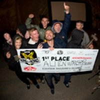 ALIEN WORKSHOP WINS KING OF THE ROAD
