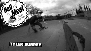 Hall Of Meat: Tyler Surrey