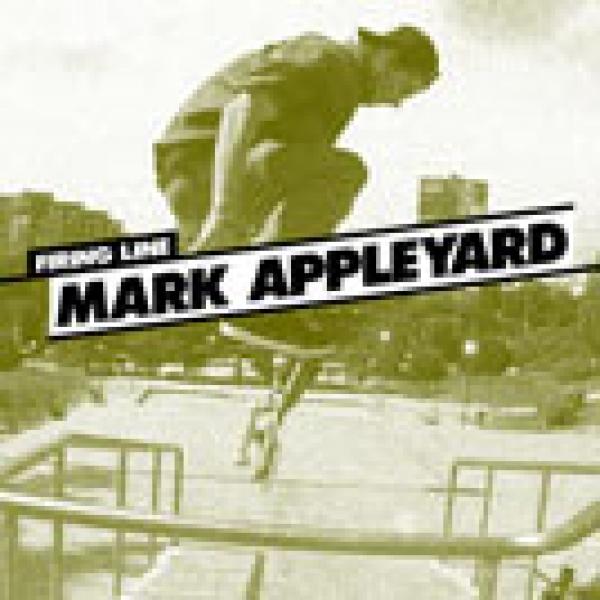 Firing Line: Mark Appleyard
