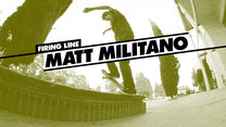 Firing Line: Matt Militano