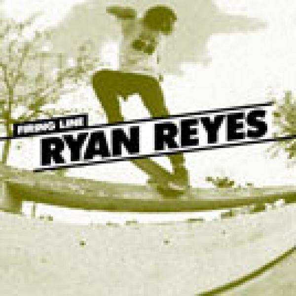 Firing Line: Ryan Reyes