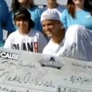 Sheckler's Skate For A Cause